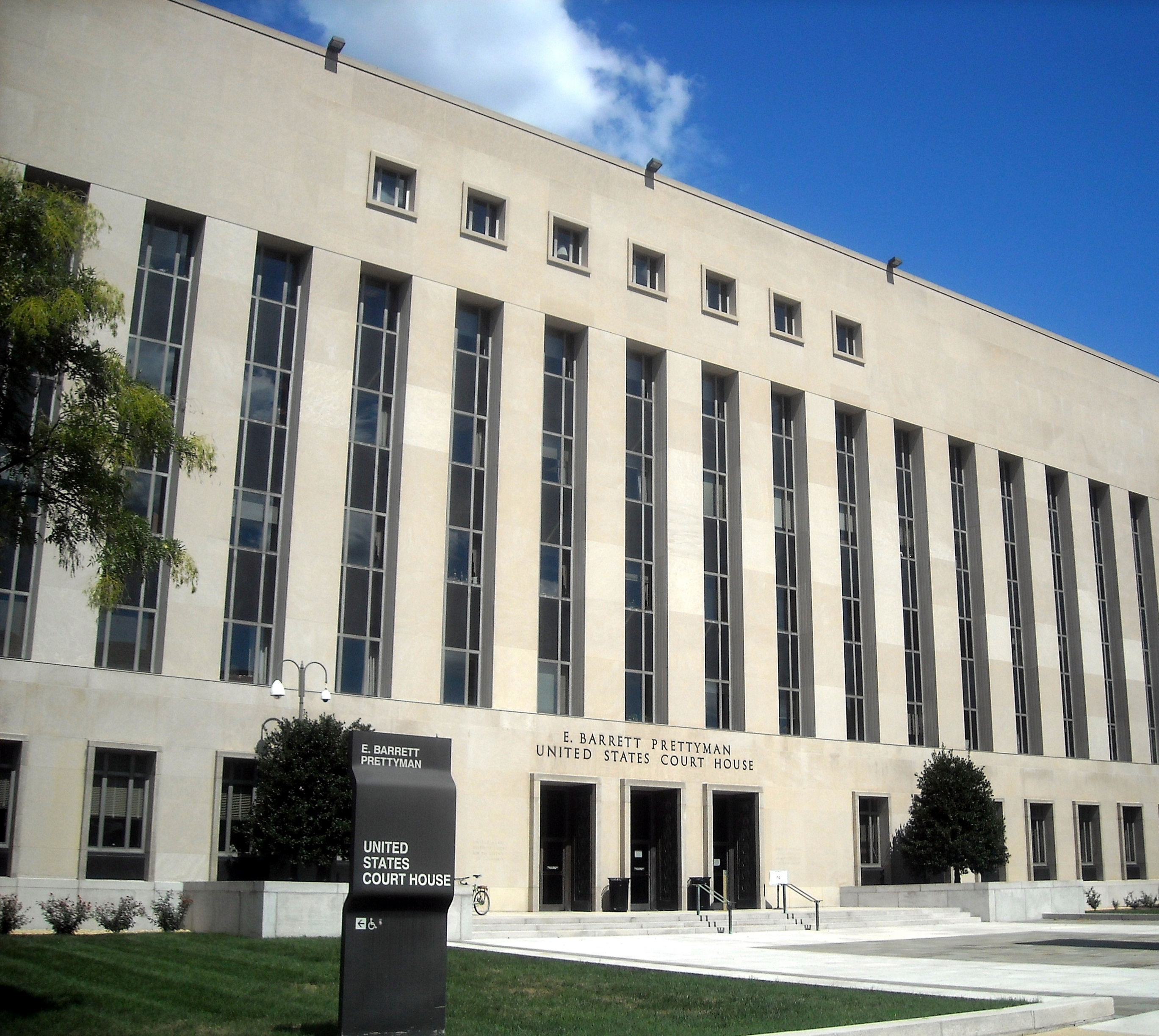 Image of Admission to Practice in the United States District Court for the District of Columbia